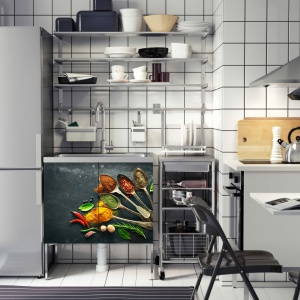 Fototapety do kuchni. Fot. Pixers