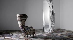 Przemysłowe dzielnice Londynu zainspirowały znanego brytyjskiego projektanta do stworzenia unikalnej kolekcji wykładzin dywanowych.