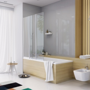 Modna łazienka - 10 pomysłów na strefę kąpieli