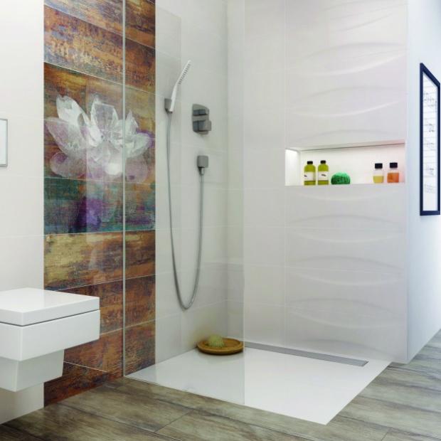Trendy w łazience: pastele!