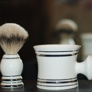 Męskie gadżety: elegancki zestaw do golenia
