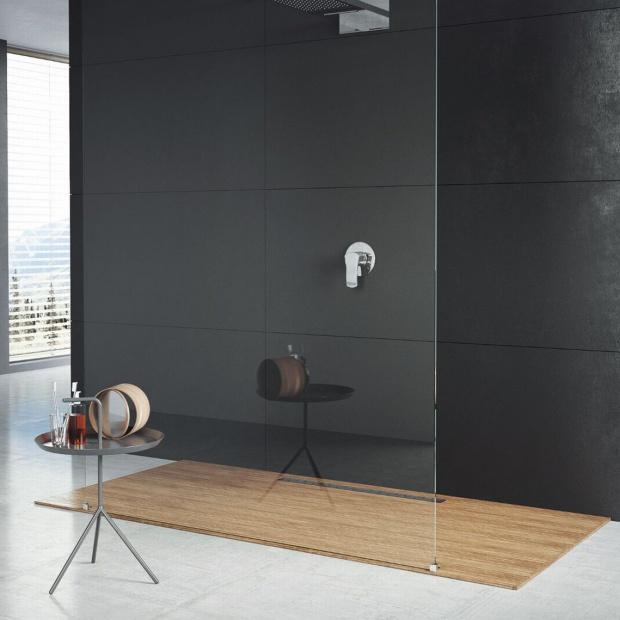 Funkcjonalny prysznic, Zobacz elegancką kabinę walk-in
