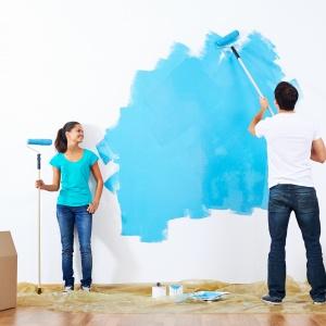 Malowanie ścian. Jak zrobić to sprawnie na urlopie