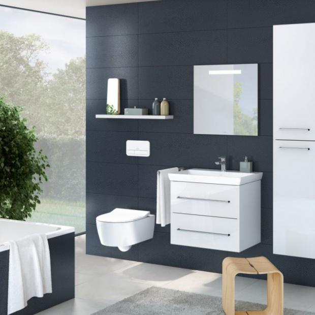 Podwieszane wyposażenie: zobacz jak urządzić łazienkę