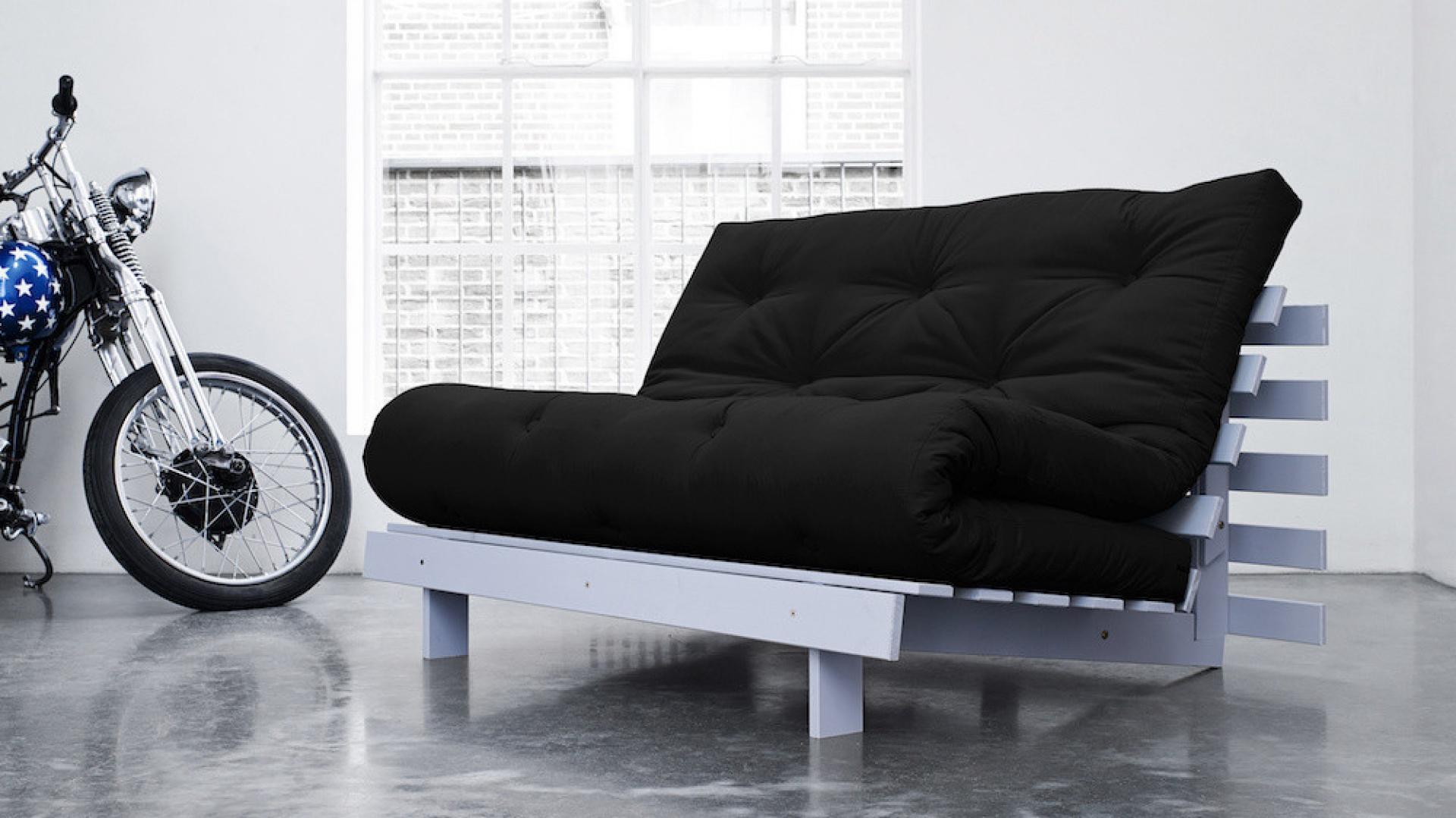Sofa rozkładana Karup Roots. Cena: ok. 1219zł. Fot. Bonami.pl