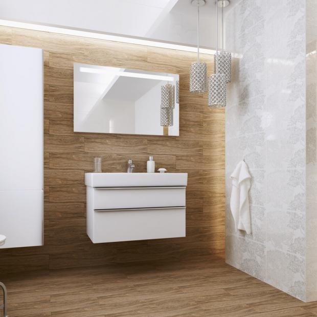 Nowe płytki do łazienek w ponadczasowych kolorach
