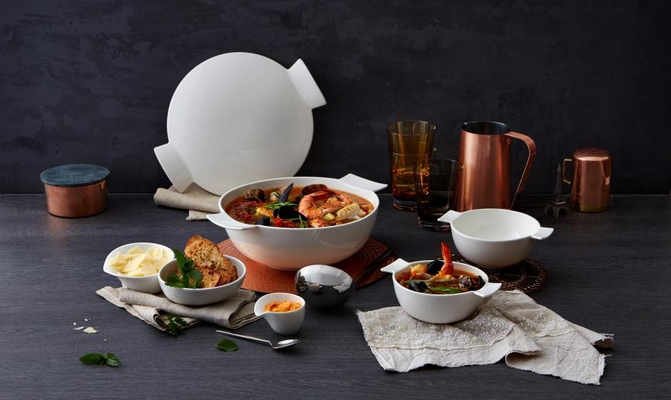 Kolekcja Soup Passion. Fot. Villeroy&Boch
