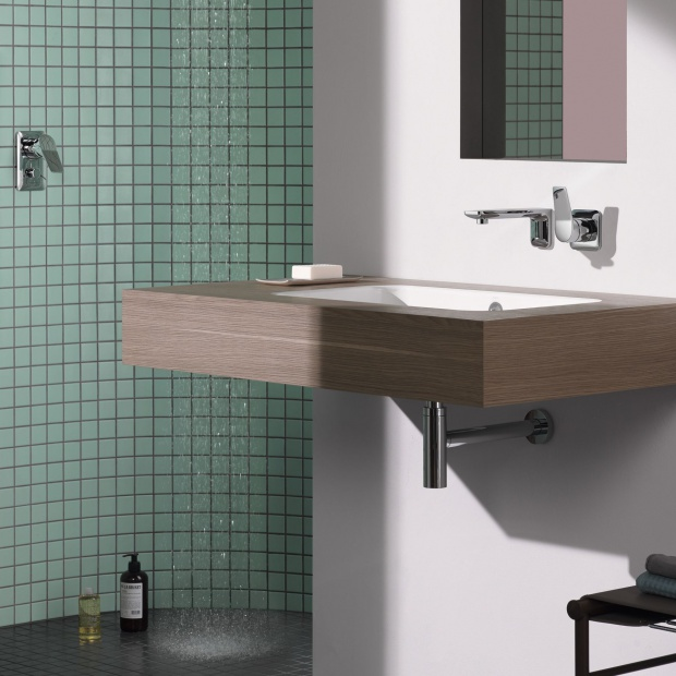 Nowość do łazienki: designerska armatura