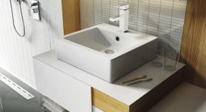 Biel, chrom i geometryczne kształty to przepis na udane wnętrze łazienkowe. Firma Deante połączyła wszystkie te elementy, tworząc nową odsłonę baterii Anemon.