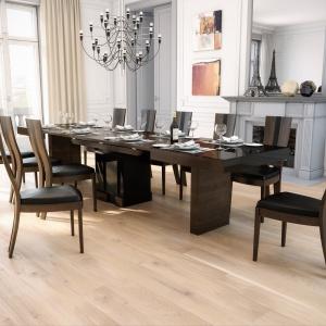 Jadalnia dla rodziny - wybieramy duży stół
