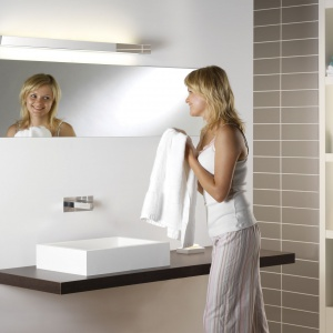 10  najlepszych sposobów na oświetlenie lustra w łazience