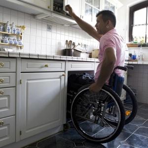 Urządzamy kuchnię dla niepełnosprawnych