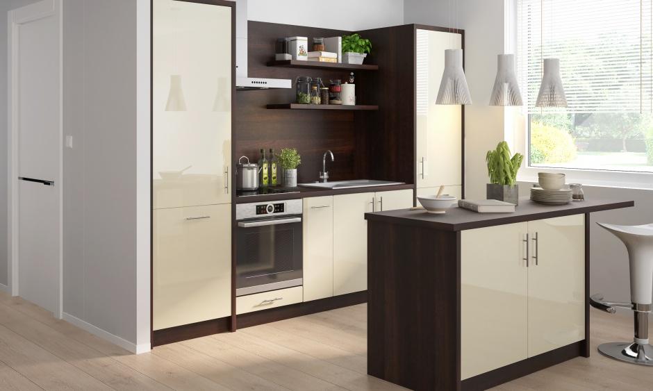 Zabudowa kuchni Fot Agata Cztery etapy urządzania nowej kuchni -> Projekt Kuchni Agata Meble