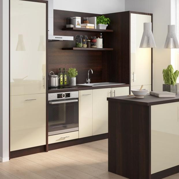 Cztery etapy urządzania nowej kuchni