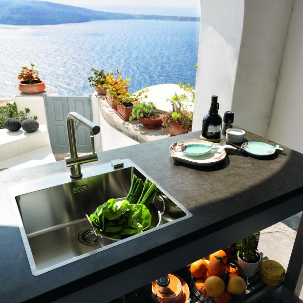 Nowowość do kuchni: jeden zlewozmywak, trzy sposoby montażu