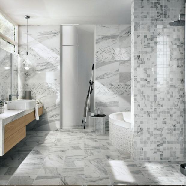 Zobacz inspiracje na łazienkę we włoskim stylu