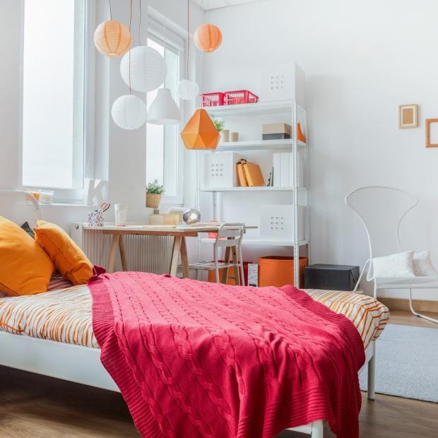 Pokój ucznia – wygodne łóżko to podstawa