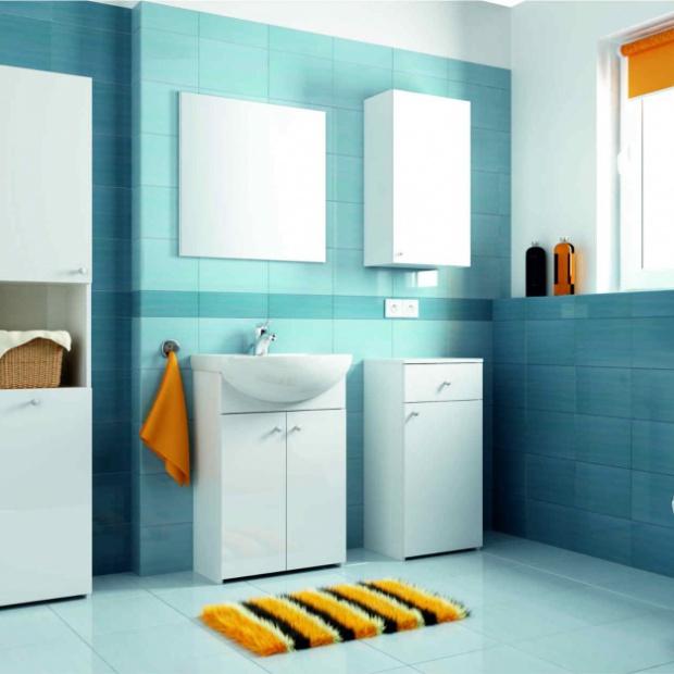 Strefa umywalki: zobacz nasze pomysły