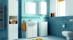 Poranna toaleta, kilkukrotne mycie rąk w ciągu dnia czy wykonywanie domowych porządków. Jakie meble łazienkowe sprawdzą się w tym punkcie najlepiej?