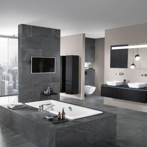 Łazienkowy design. Zobacz wyjątkowe projekty Olivera Schweizera