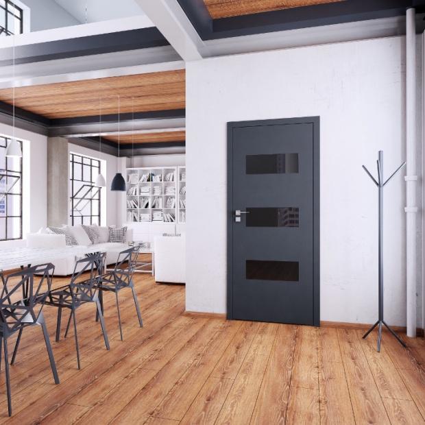 Drzwi wewnętrzne. Zobacz modele do minimalistycznych wnętrz