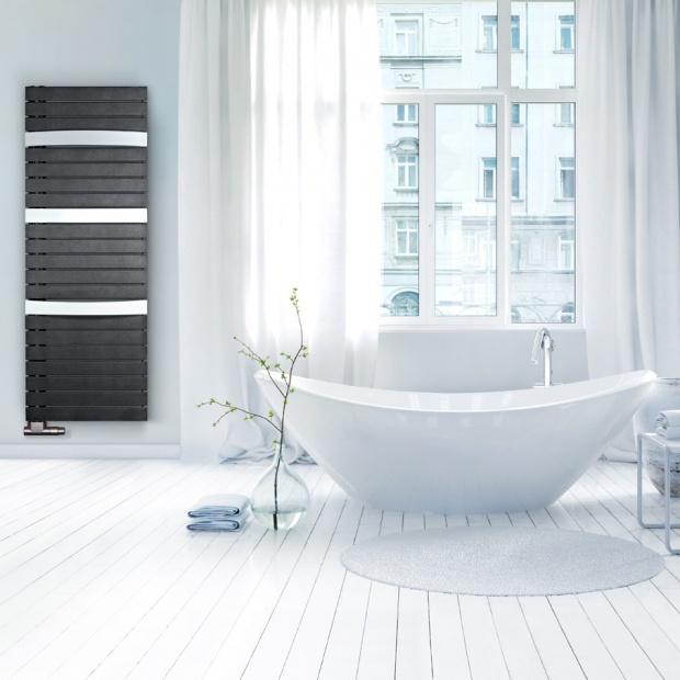 Funkcjonalne i stylowe grzejniki do łazienki