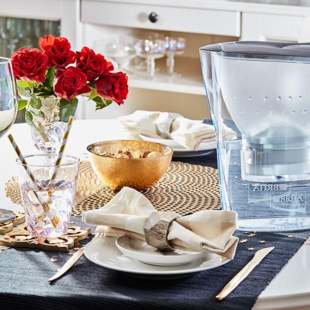 Akcesoria kuchenne - woda w wersji glamour