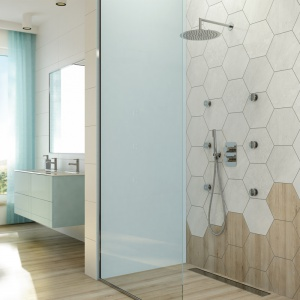 BOXy podtynkowe – pomysł na personalizację łazienki