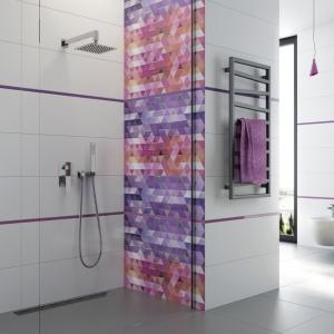 BOX-mieszacz Hiacynt - z przeznaczeniem do kabin prysznicowych. Fot. Deante