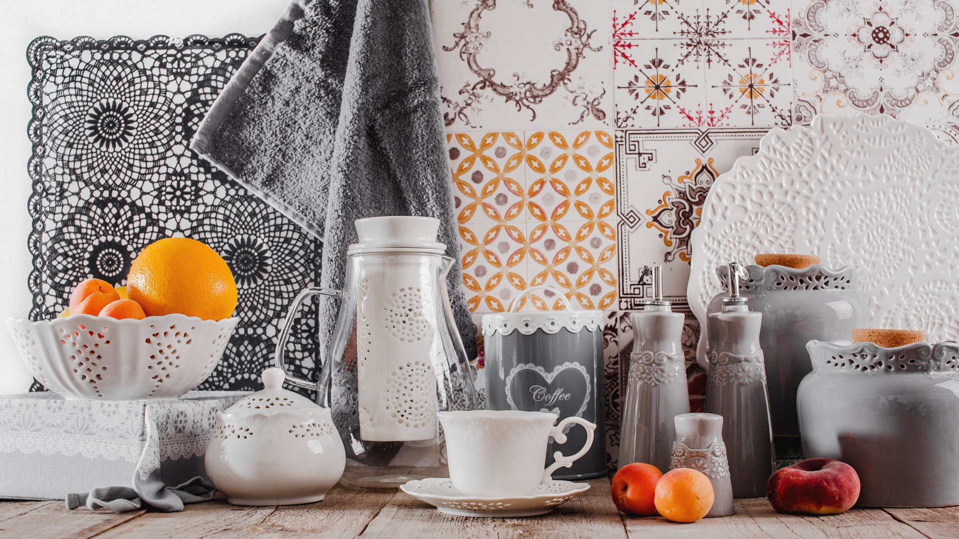 Przygotuj wnętrza na jesień: kuchnia. Fot. Home&You