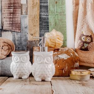 Przygotuj wnętrza na jesień: łazienka. Fot. Home&You