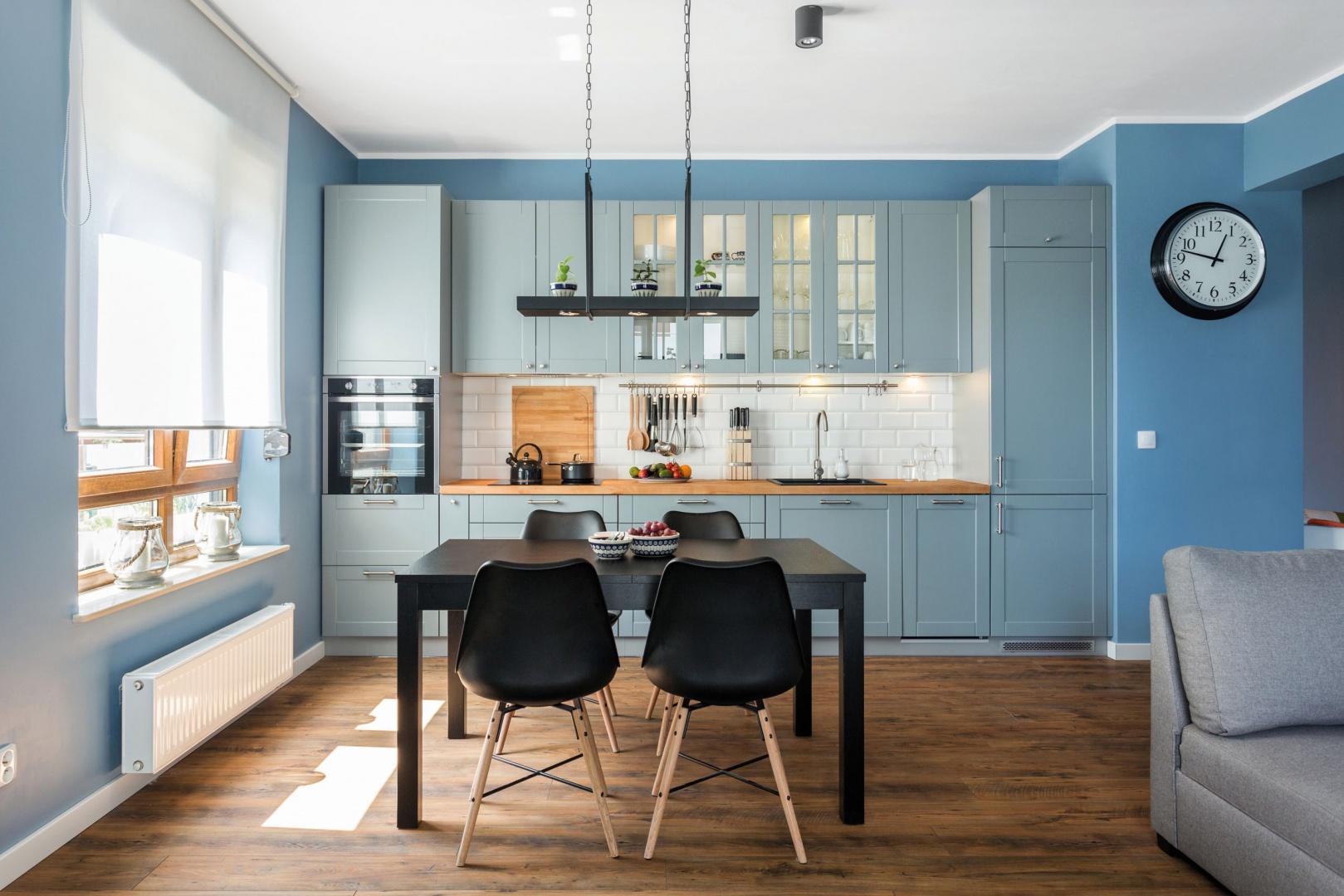 Kuchnia w stylu retro. Fot. Studio Zoya/Max Kuchnie