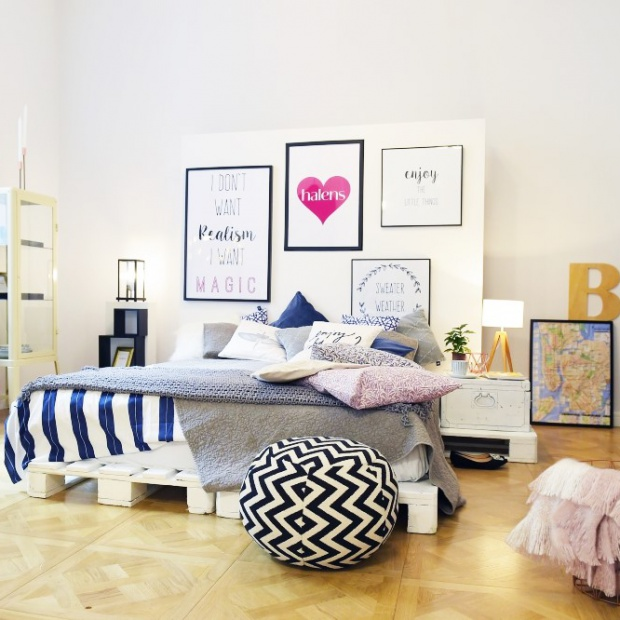 Przytulna sypialnia - tak ją urządzisz w stylu skandynawskim