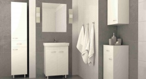 Wszędzie tam, gdzie o elegancji wnętrza decyduje zachowanie wzorniczej prostoty, sprawdzi się kolekcja mebli łazienkowych Fan Blanc.