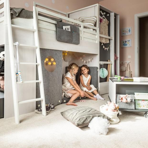 Meble do pokoju dziecka i nastolatka - ta kolekcja pobudza wyobraźnię!