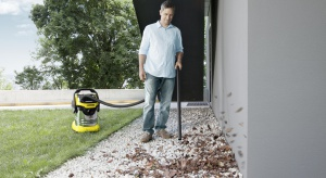 W domu i jego otoczeniu jest wiele zadań do wykonania. Czy to porządki w garażu, czy sprzątanie w przydomowym warsztacie po majsterkowaniu, czy chociażby posprzątanie rozlanej herbaty lub soku.