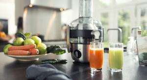 Wyjątkowa technologia FiberBoost zastosowana w sokowirówce szybkoobrotowej Philips Avance pozwala przygotować w jednym urządzeniu sok klarowny lub gęstszy, zawierający nawet do 50% więcej miąższu.