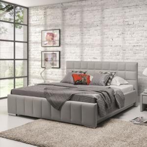 Łóżko tapicerowane Kalipso. Fot. New Elegance Furniture