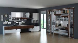 Inteligentny dom to nie tylko naszpikowane elektroniką wnętrze. To także odpowiednio zaprojektowane wyposażenie – warto zadbać o meble i rozwiązania budowlane oferujące maksimum komfortu oraz ergonomii. Bo wygodny ruch, to wygodniejsze życie.