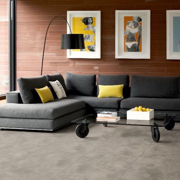 Materiały na podłogi – płytki winylowe inspirowane naturą