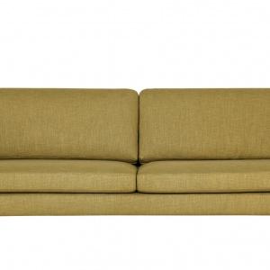 Sofa TIMJAN (proj. Niels Gammelgaard) zapewnia wygodę, dzięki dużym, miękkim poduszkom oparcia i siedziska. 6.984 zł. Fot. Sits