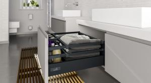 Każdy dzień zaczynamy i kończymy w pomieszczeniu, które zazwyczaj jest najmniejszym w mieszkaniu - łazience. Czy mała powierzchnia musi ograniczać jej funkcjonalność?