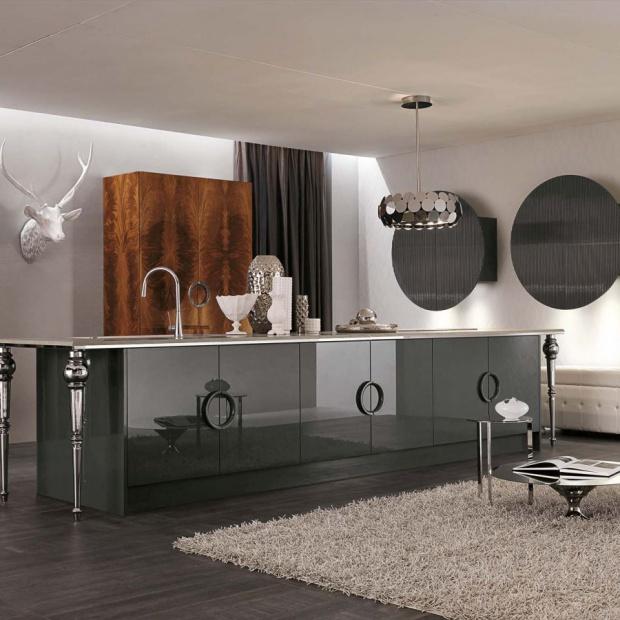 Meble do kuchni - zobacz luksusowe włoskie propozycje