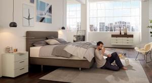 Czasem wystarczą drobne zmiany, aby sypialnia kobieca czy męska stała się idealna dla niej i dla niego.