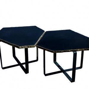 Bazaltowy stolik kawowy/Granex