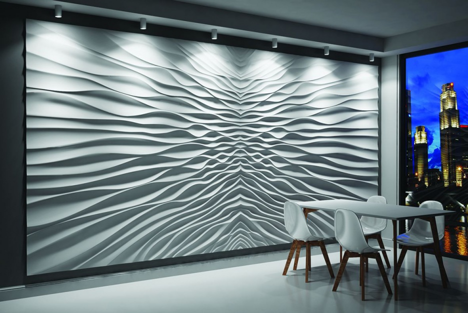 Panele Mural Collection Illusion - Loft System/Progips