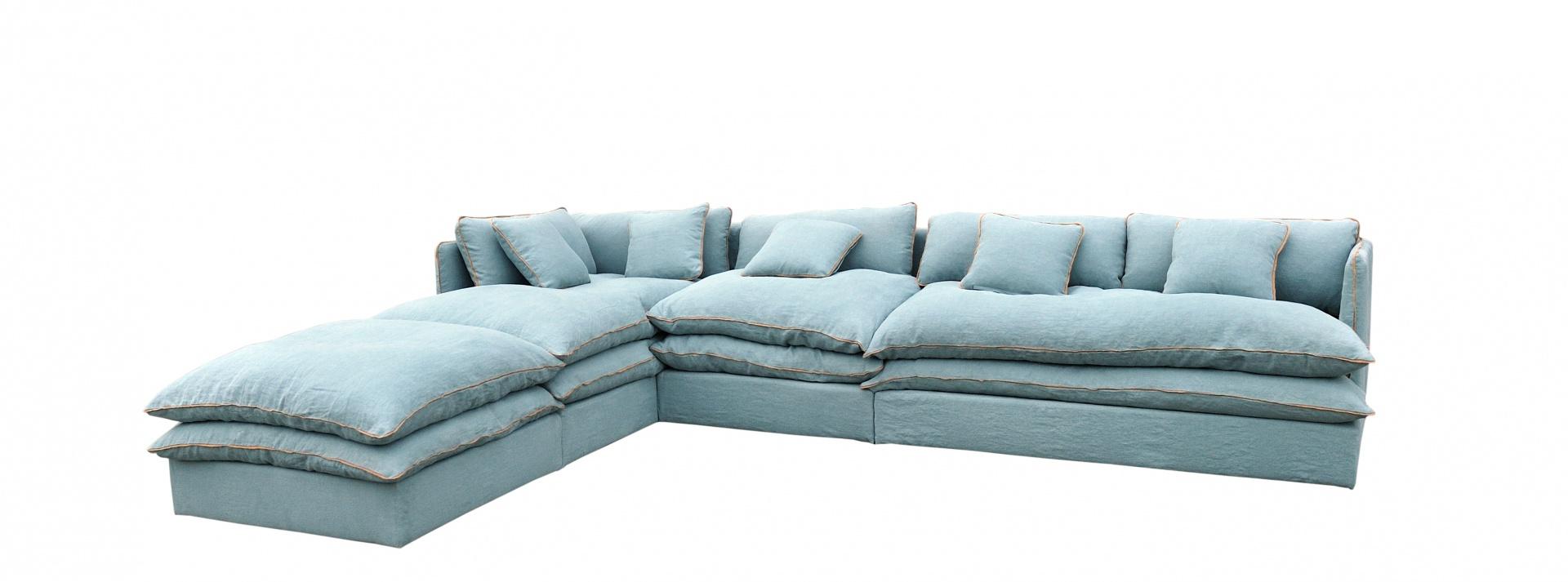 Sofa narożna Nicea/HOUSE&more