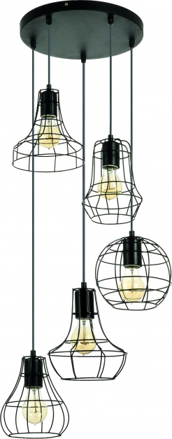 Wiszące lampy Outline/Britop Lighting