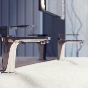 Nowoczesne baterie - do industrialnych i klasycznych łazienek