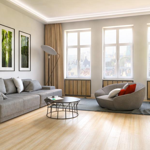 Podłogi bambusowe - piękne i trwałe